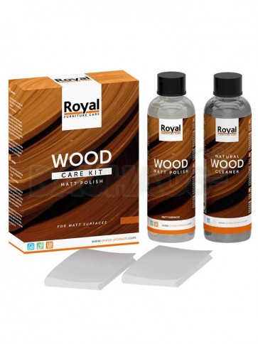 Holz Care Kit 2 x 250 ml