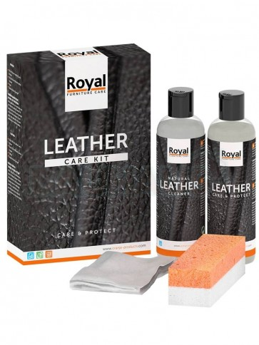 Leather Care Kit 2 x 75 ml