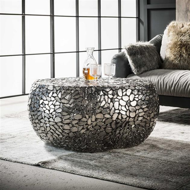 Couchtisch Diamonds Solo - industriell & vintage
